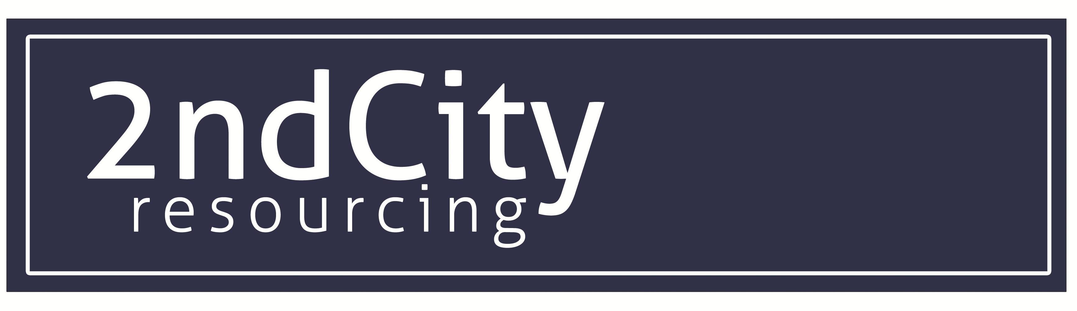 2ndCityResourcing logo