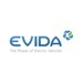 Evida electric vehicle battery solutions logo