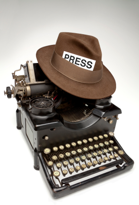 press-typewriter