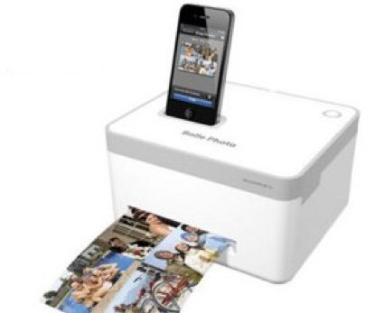 Bolle iphone printer