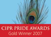 CIPR Gold award winner