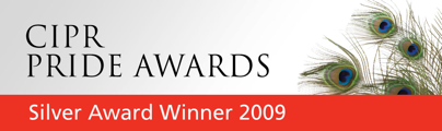 CIPR Silver award winner