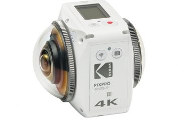 Action, 360 and VR cameras – Kodak PIXPRO
